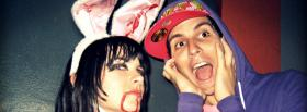 free cobra starship and bunny facebook cover