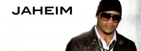 free music jaheim with sun glasses facebook cover