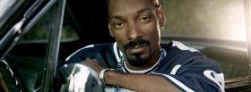 snoop dogg in a car facebook cover