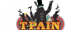 drawed t pain music facebook cover