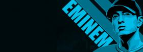 free music eminem in blue facebook cover