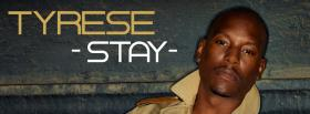 free music tyrese stay facebook cover