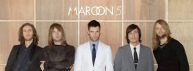 free maroon 5 in suits facebook cover
