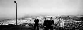 u 2 band outside music facebook cover