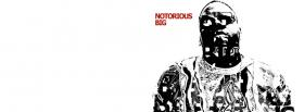 rapper the notorious big facebook cover