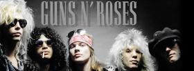 music guns n roses facebook cover