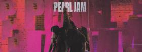 pearl jam pink wall facebook cover