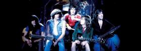 free acdc music group facebook cover
