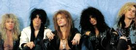 guns n roses group facebook cover