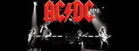 acdc group singing music facebook cover