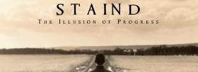 staind the illusion of progress facebook cover