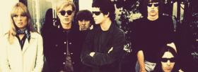 free velvet underground with sunglasses facebook cover