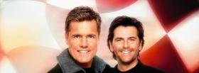 modern talking smiling music facebook cover