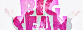 free pink big sean sign music facebook cover