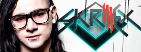 skrillex music facebook cover
