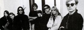 group velvet underground standing facebook cover