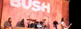 the bush band music facebook cover