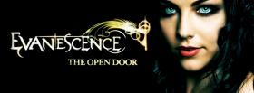 free evanescence the open door facebook cover