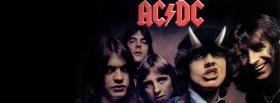 music ac dc facebook cover