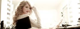 taylor swift sitting music facebook cover