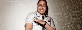 sean kingston smiling facebook cover