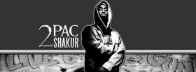 music 2 pac shakur facebook cover