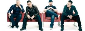 free u 2 groupe sitting music facebook cover