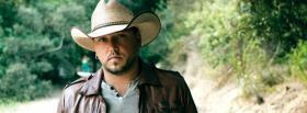 jason aldean in nature facebook cover