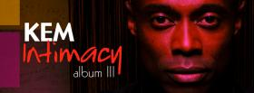 kem intimacy album 3 music facebook cover