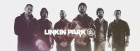 linkin park standing together facebook cover