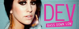 free dev bass down low facebook cover