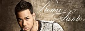 music romeo santos facebook cover