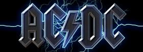 acdc with lightning facebook cover