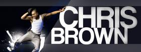 music chris brown dancing facebook cover