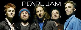 music pearl jam facebook cover
