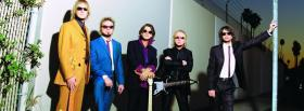 aerosmith outside with suits facebook cover