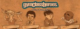free gym class heroes sitting facebook cover