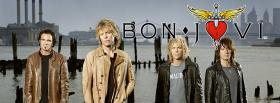 music bon jovi facebook cover