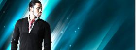 jason derulo with starry sky facebook cover