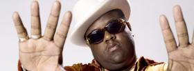 notorious big with hat facebook cover