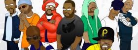 simpsons version of the wu tang facebook cover