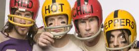 red hot chili peppers facebook cover