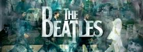 the beatles band music facebook cover