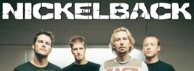free nickelback band music facebook cover