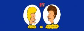 cartoons beavis and butthead facebook cover
