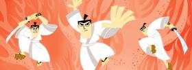 samurai jack cartoon network facebook cover
