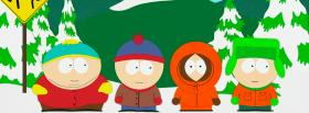 cartoons south park facebook cover