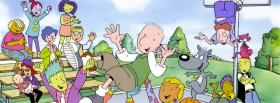 doug and friends cartoons facebook cover