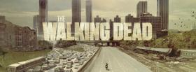 free tv shows the walking dead facebook cover