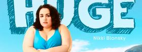 nikki blonsky in huge facebook cover